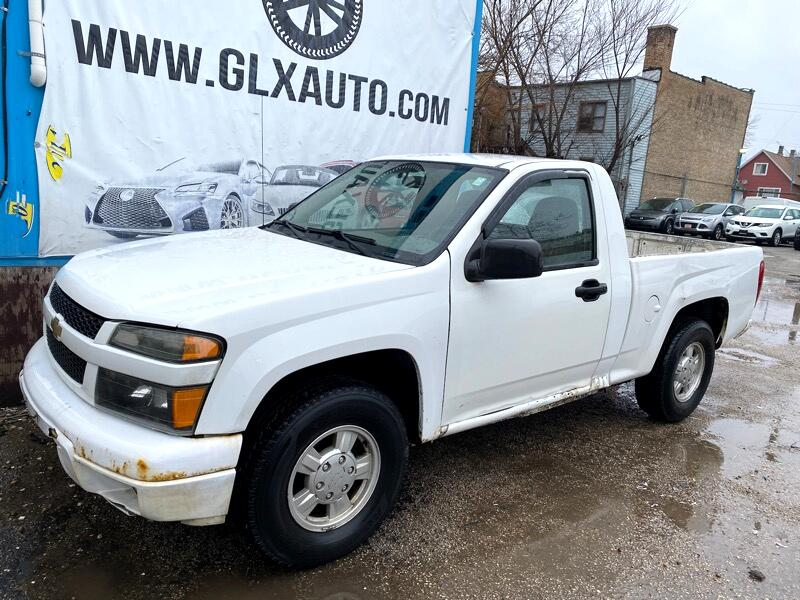 Chevrolet Colorado Z85 2WD 2005