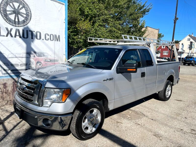 Ford F-150 XLT SuperCab 6.5-ft. Bed 2WD 2012