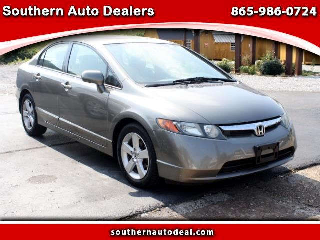 2008 Honda Civic EX sedan AT