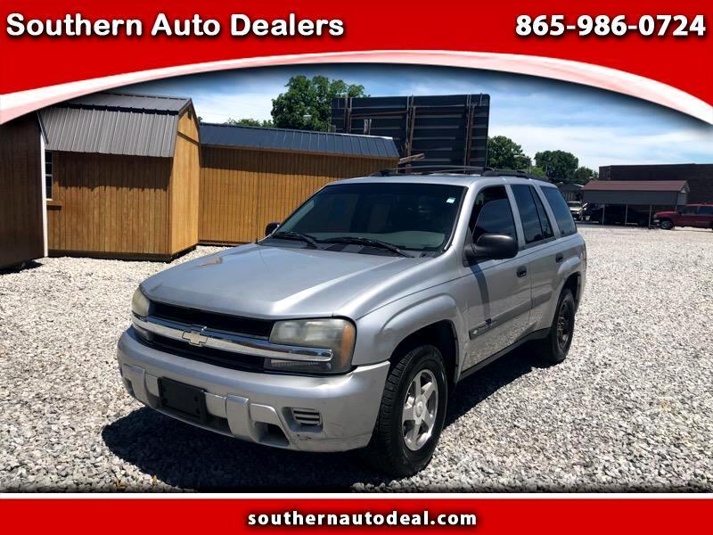 2004 Chevrolet TrailBlazer 4dr 2WD LS