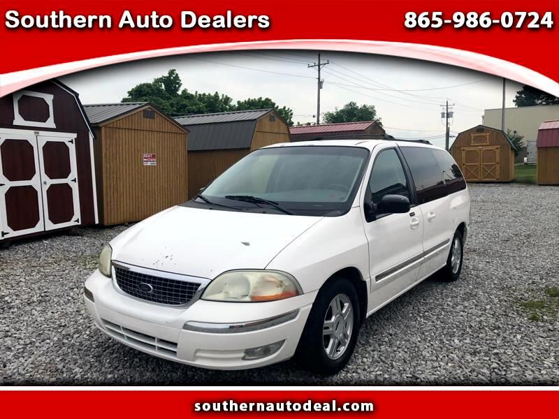 2003 Ford Windstar Wagon 4dr SE
