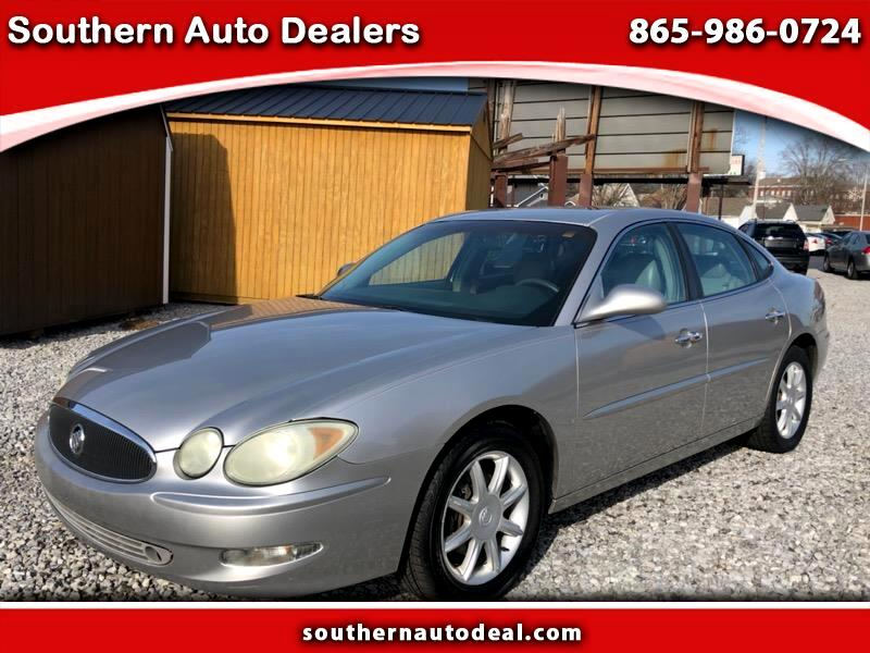 Buick LaCrosse 4dr Sdn CXS 2006