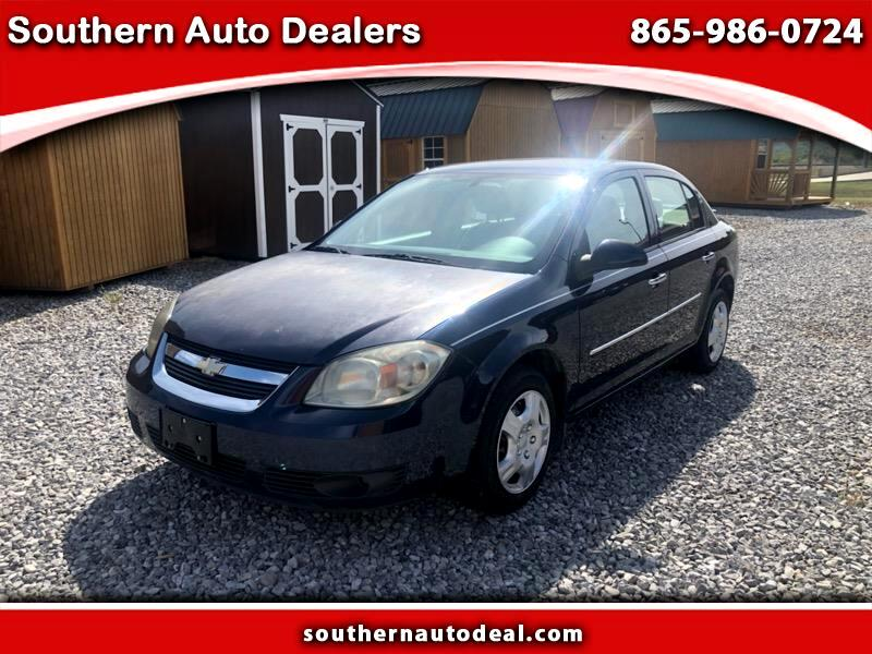 Chevrolet Cobalt 4dr Sdn LT w/1LT 2010