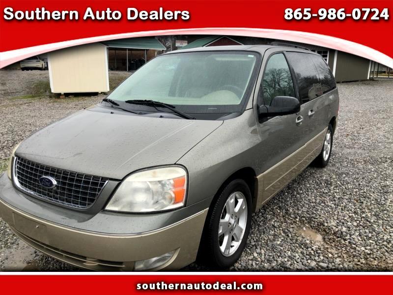 Ford Freestar Wagon 4dr Limited 2005