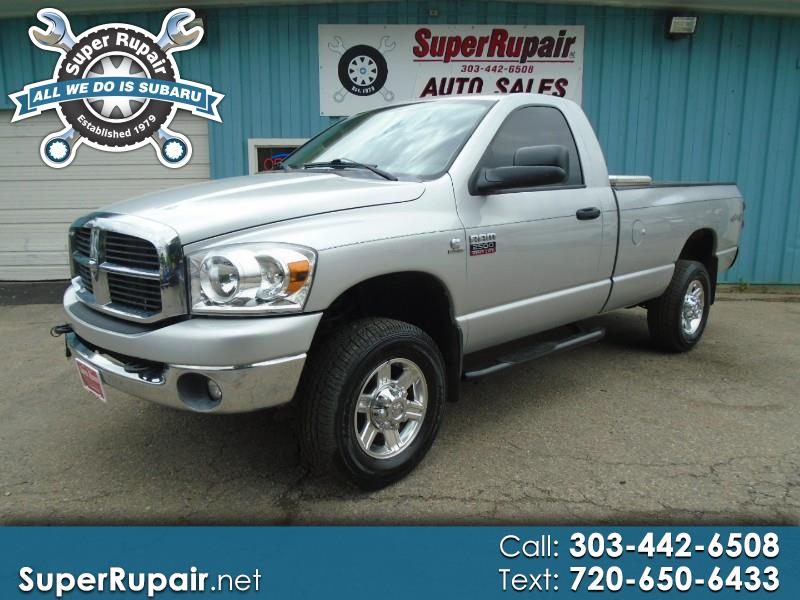 2007 Dodge Ram 2500 TRX4 Off Road