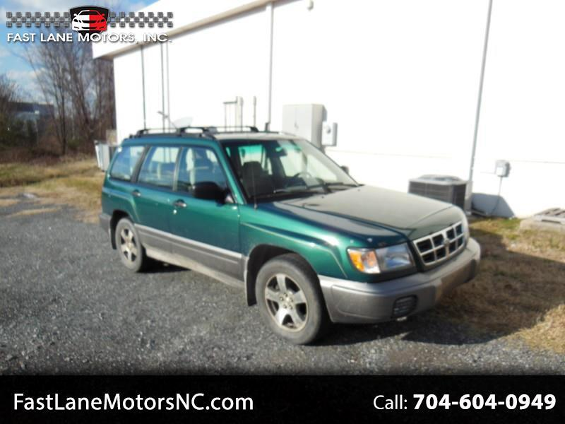 1998 Subaru Forester S