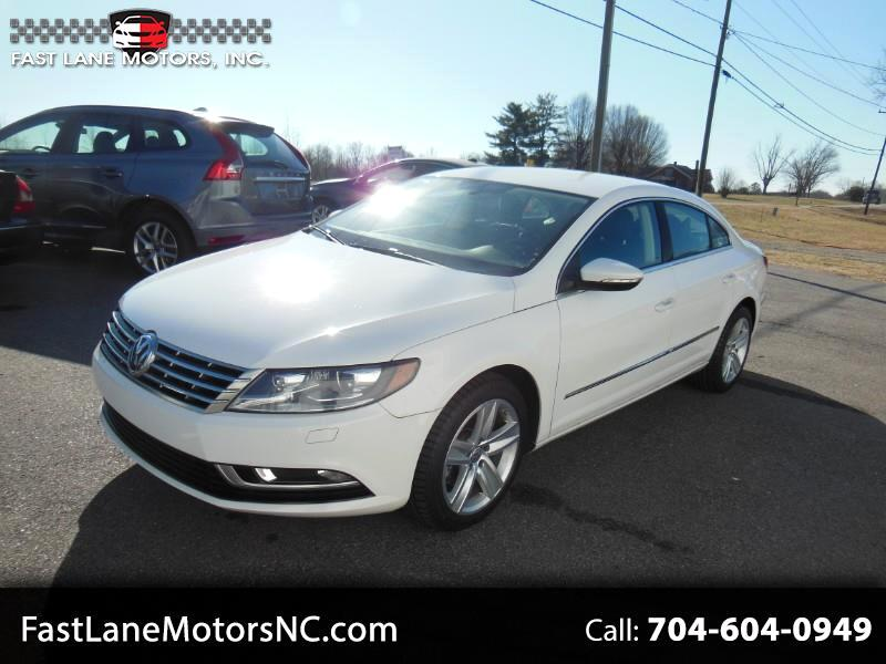 2013 Volkswagen CC Sport Plus Lighting
