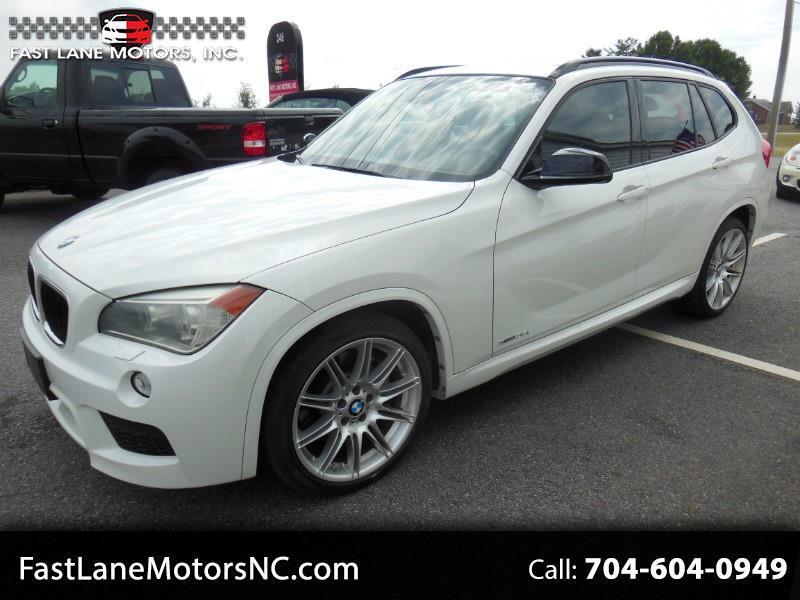 2013 BMW X1 X Drive 35i M Sport