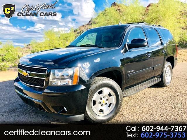 2012 Chevrolet Tahoe 1500 LT