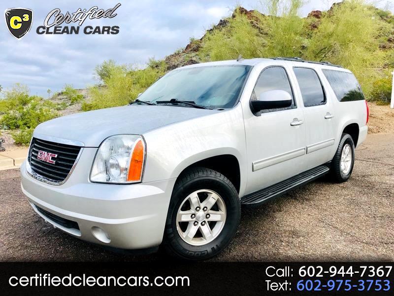 2011 GMC Yukon XL 1500 SLE