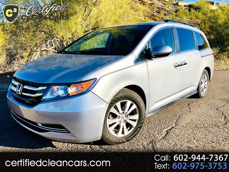 2016 Honda Odyssey EXL