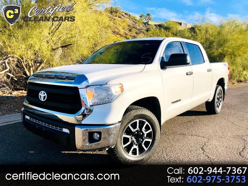 2015 Toyota Tundra CREWMAX SR5