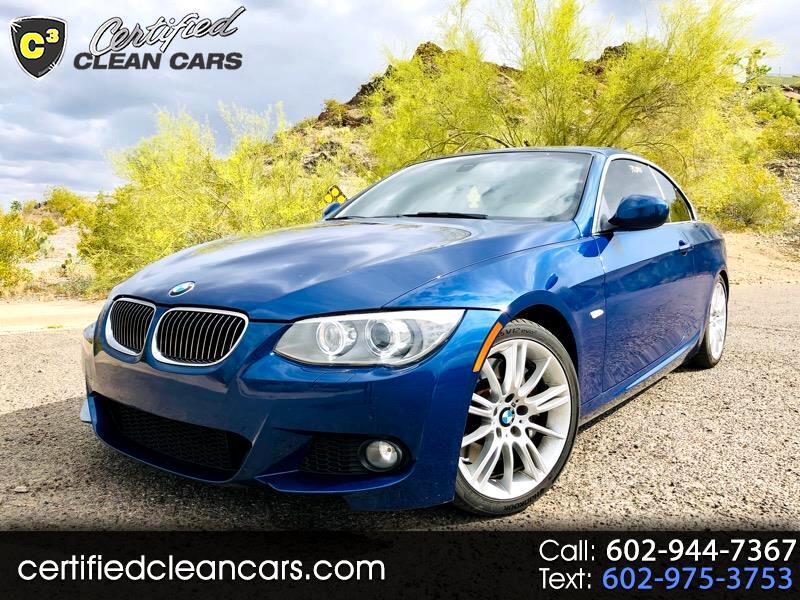 2012 BMW 3-Series I