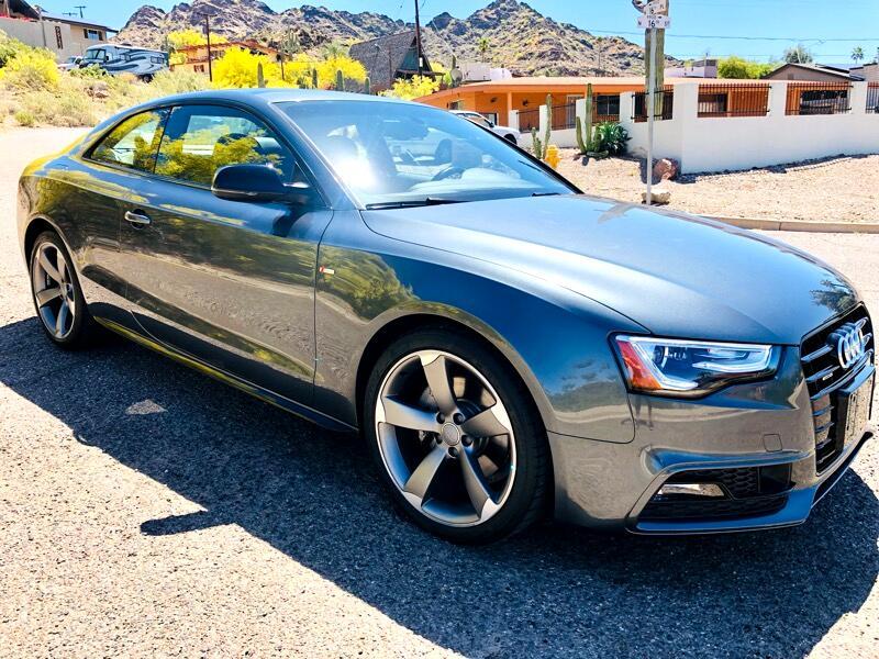 2015 Audi A5 PRESTIGE
