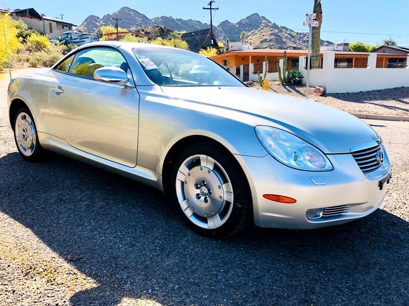 2002 Lexus SC 430 430