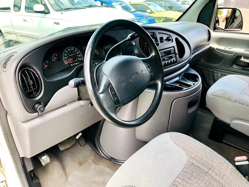 1998 Ford Econoline Wagon E350