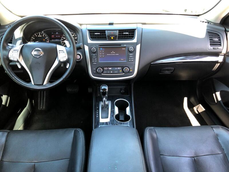 2016 Nissan Altima 3.5SL