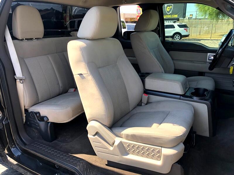 2010 Ford F-150 SUPER CAB