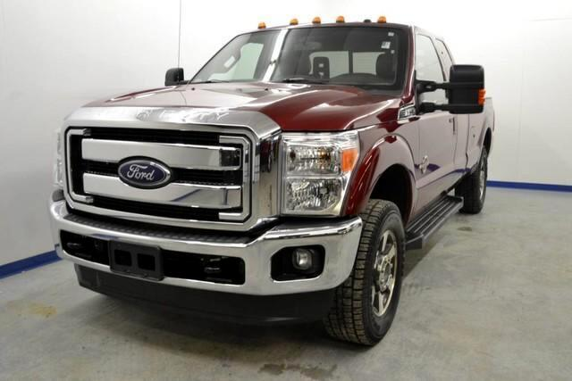 2014 Ford F-250 Lariat SuperCab 4WD