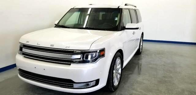 2017 Ford Flex Limited AWD w/EcoBoost