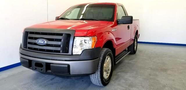 2011 Ford 150 XL 8-ft. Bed 2WD