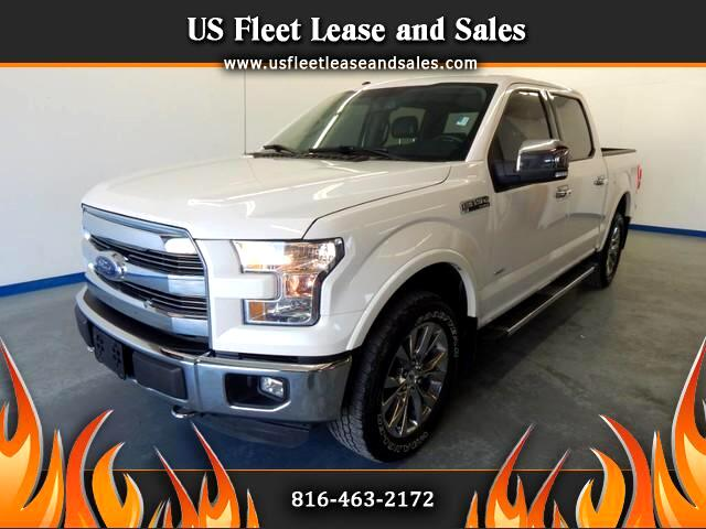 2015 Ford 150 XLT SuperCrew 6.5-ft. Bed 4WD