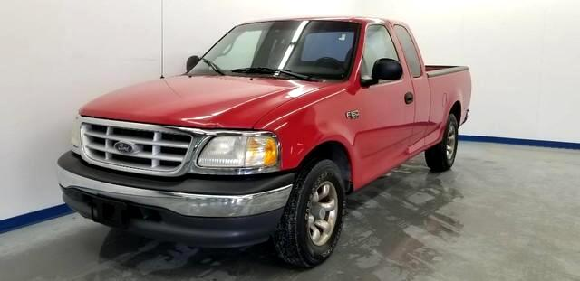 1999 Ford 150 XL SuperCab Long Bed 2WD