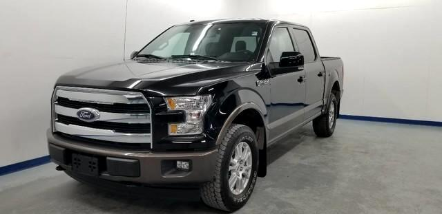 2017 Ford 150 XL SuperCrew 6.5-ft. Bed 4WD