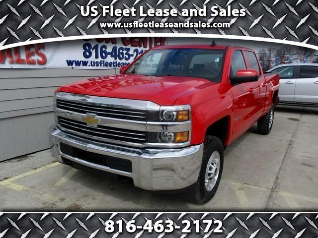 2017 Chevrolet Silverado 2500 HEAVY DUTY LT