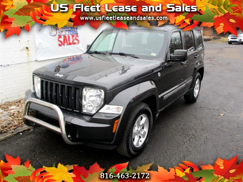2011 Jeep Liberty SPORT OPEN AIR TOP
