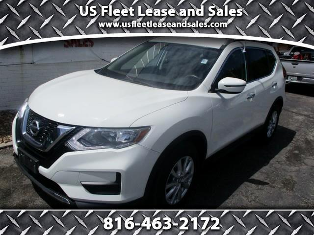 2017 Nissan Rogue SV 2WD