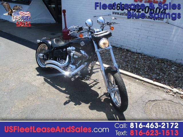 2008 Harley-Davidson FXCWC