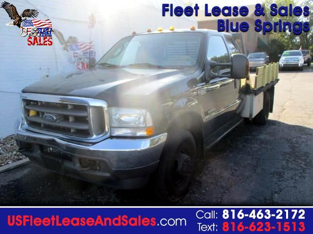 Ford F-350 SD Lariat SuperCab Long Bed 4WD DRW 2003
