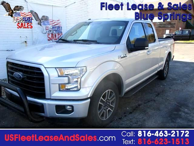 Ford F-150 XL SuperCab 8-ft. 2WD 2016