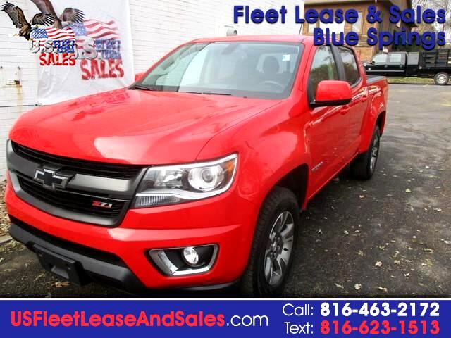 Chevrolet Colorado Z71 Crew Cab 4WD Long Box 2016