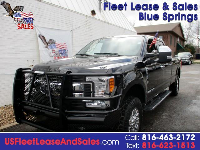 Ford F-250 SD XLT Crew Cab Long Bed 4WD 2017