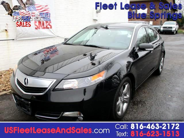 Acura TL 6-Speed AT SH-AWD with Tech Package 2012