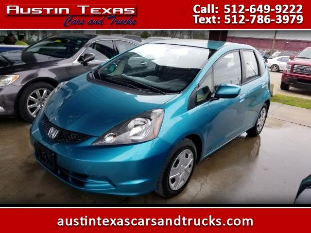 2012 Honda Fit Automatic