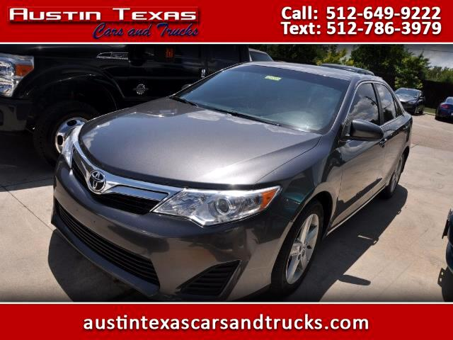 2014 Toyota Camry XLE