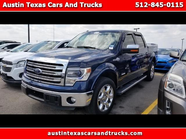 2014 Ford F-150 King-Ranch SuperCrew 5.5-ft. Bed 2WD