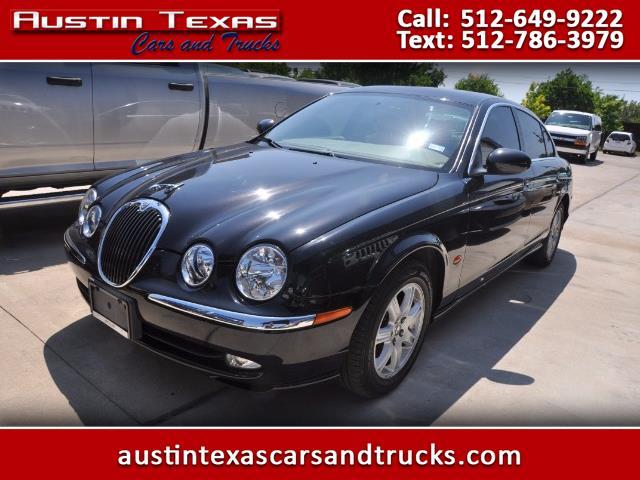2004 Jaguar S-Type 3.0