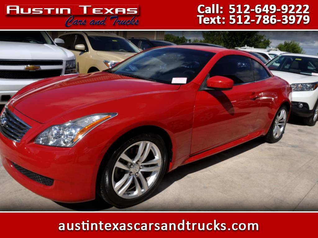 Used 2009 Infiniti G37 For Sale In Temple Tx Cargurus