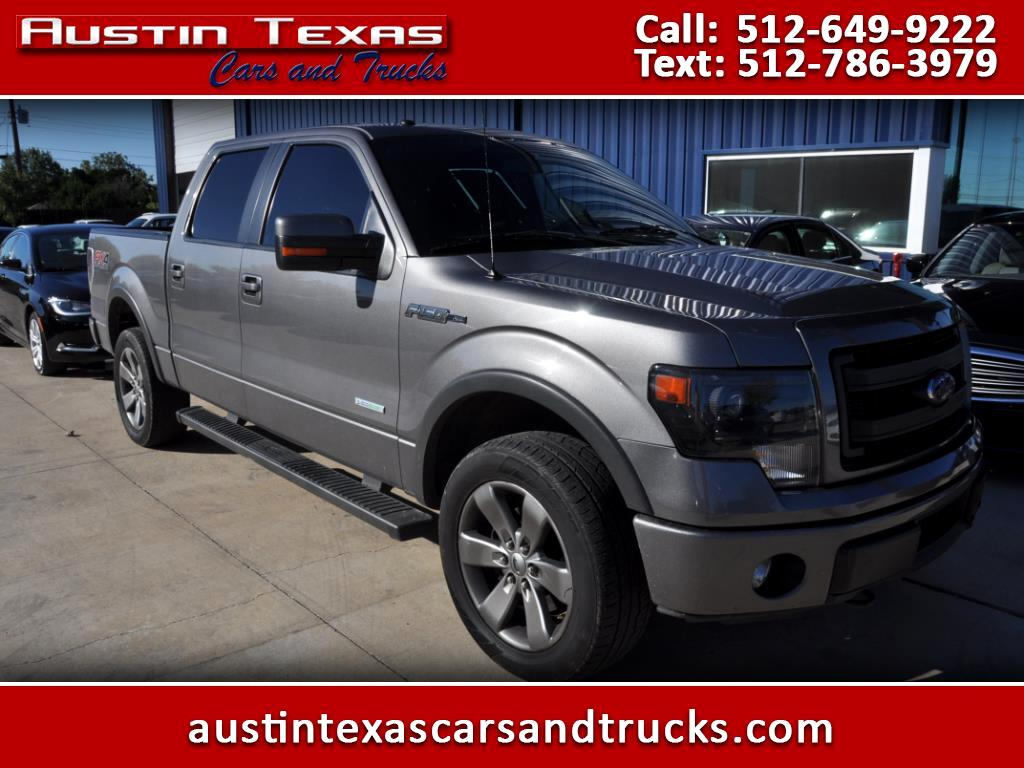 """2014 Ford F-150 4WD SuperCrew 145"""" King Ranch"""