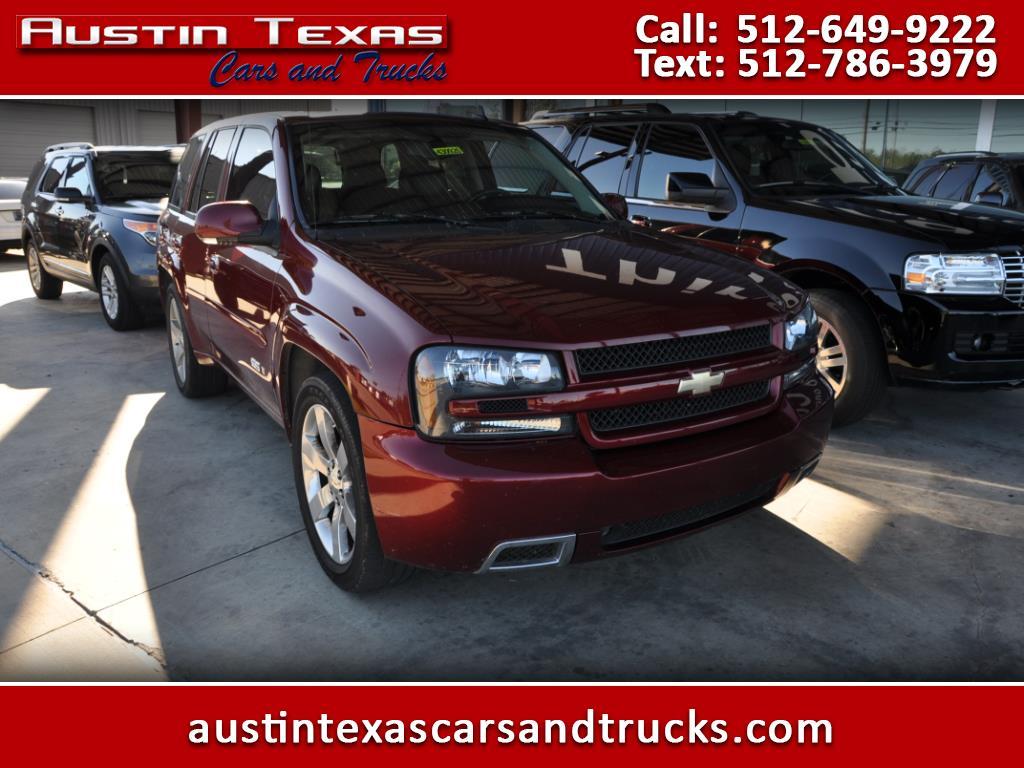2008 Chevrolet TrailBlazer 4WD 4dr SS w/3SS