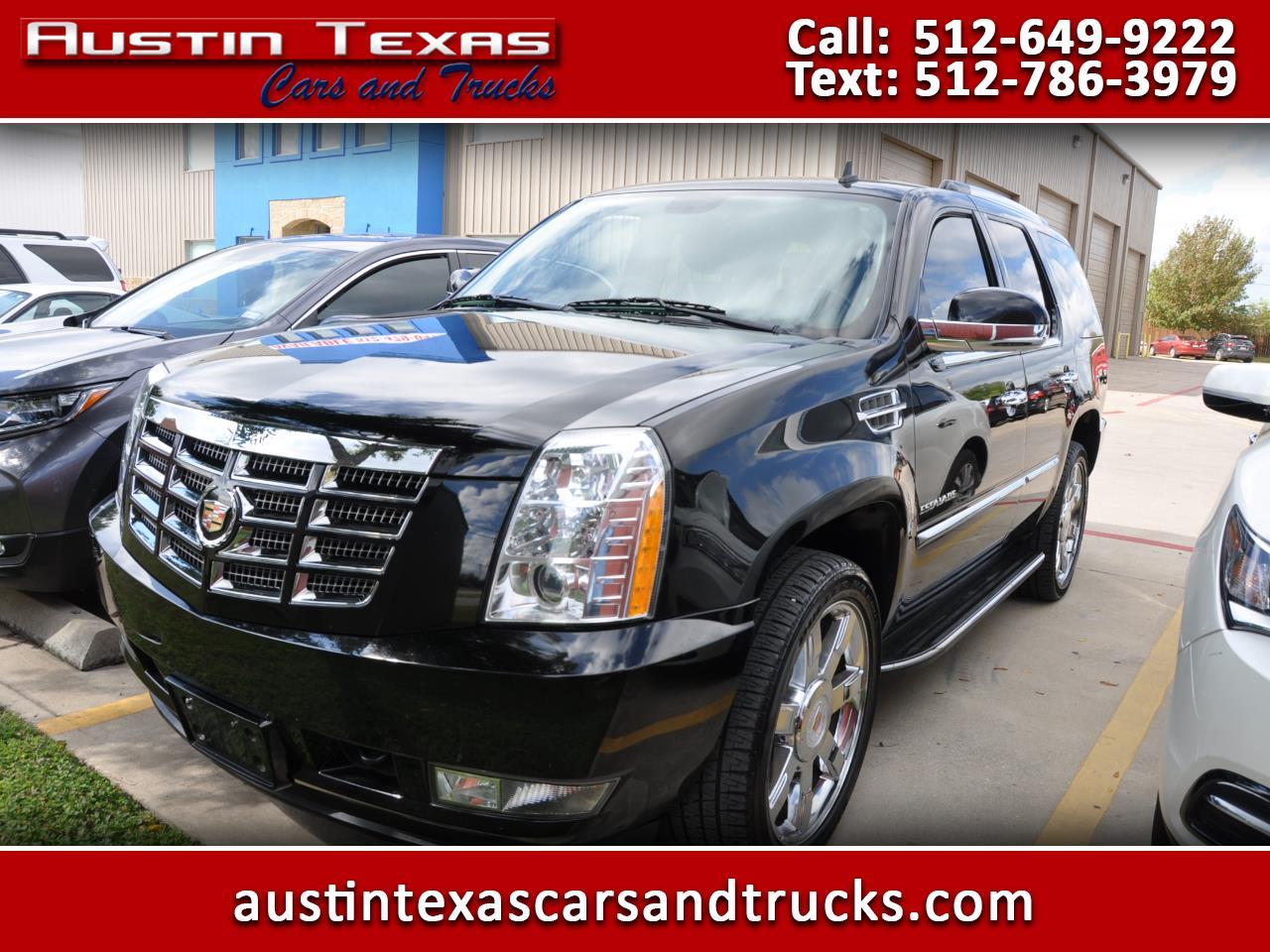 2013 Cadillac Escalade AWD 4dr Luxury