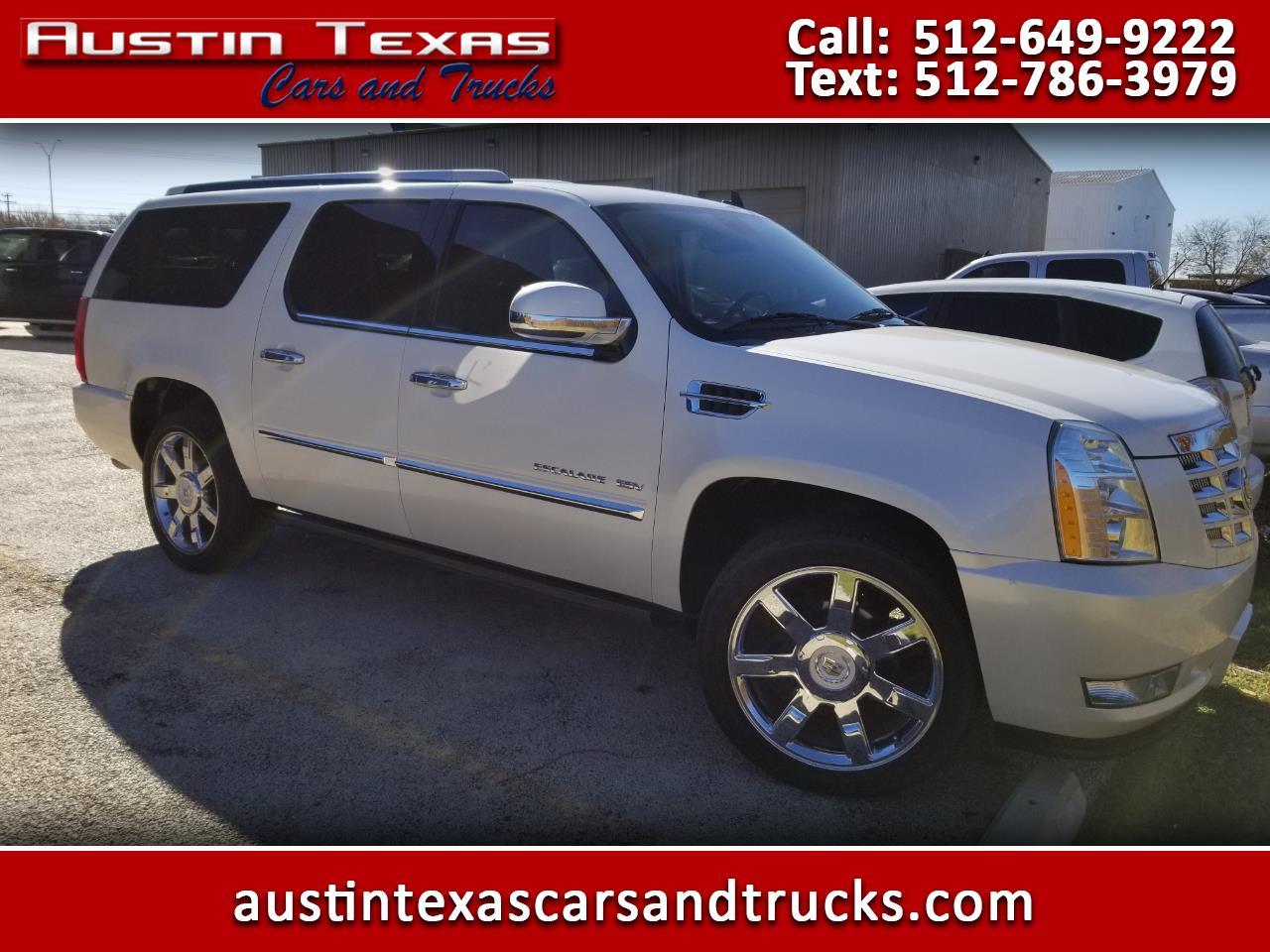2011 Cadillac Escalade ESV 2WD 4dr Premium