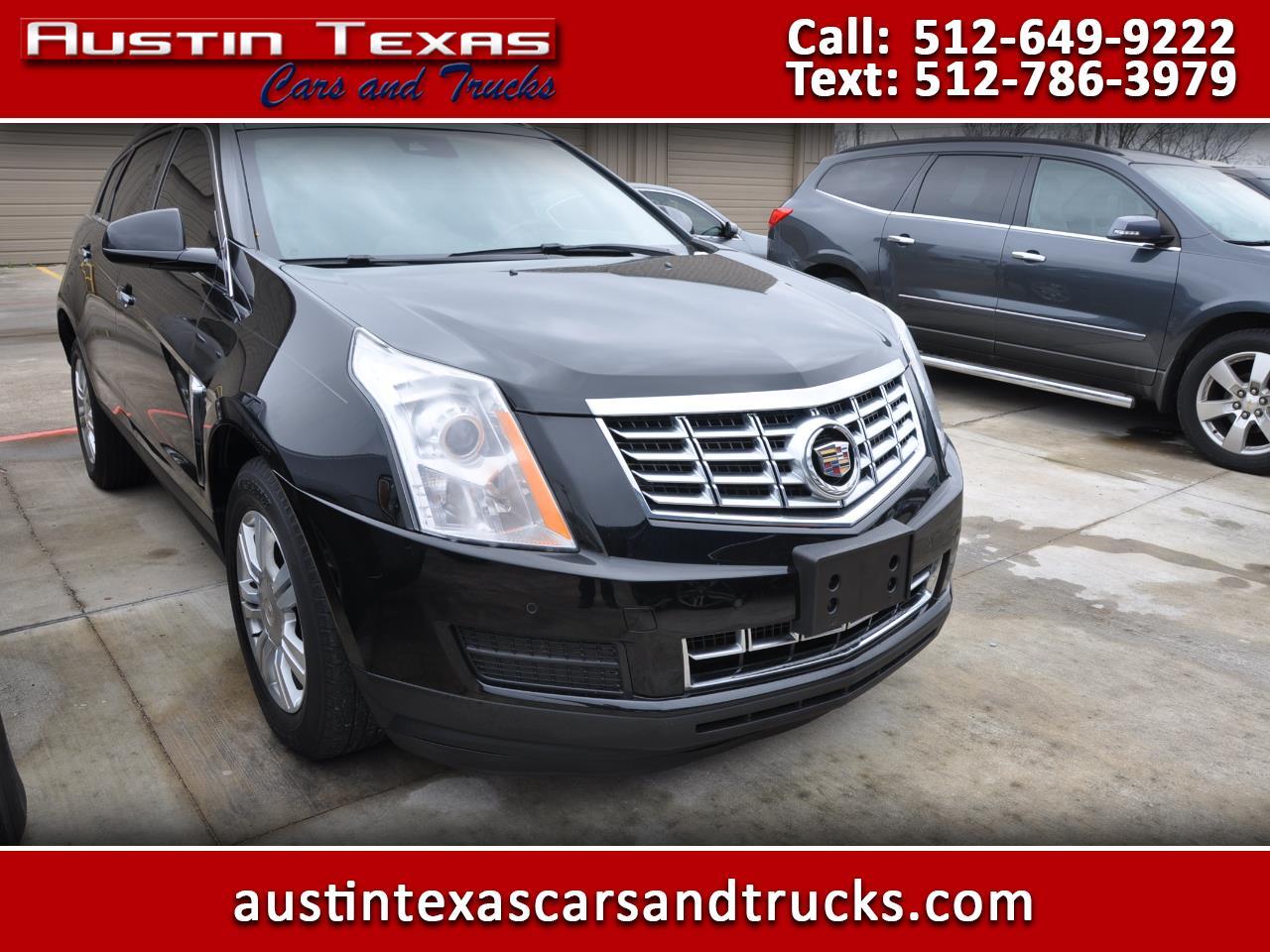 2013 Cadillac SRX Premium Collection FWD