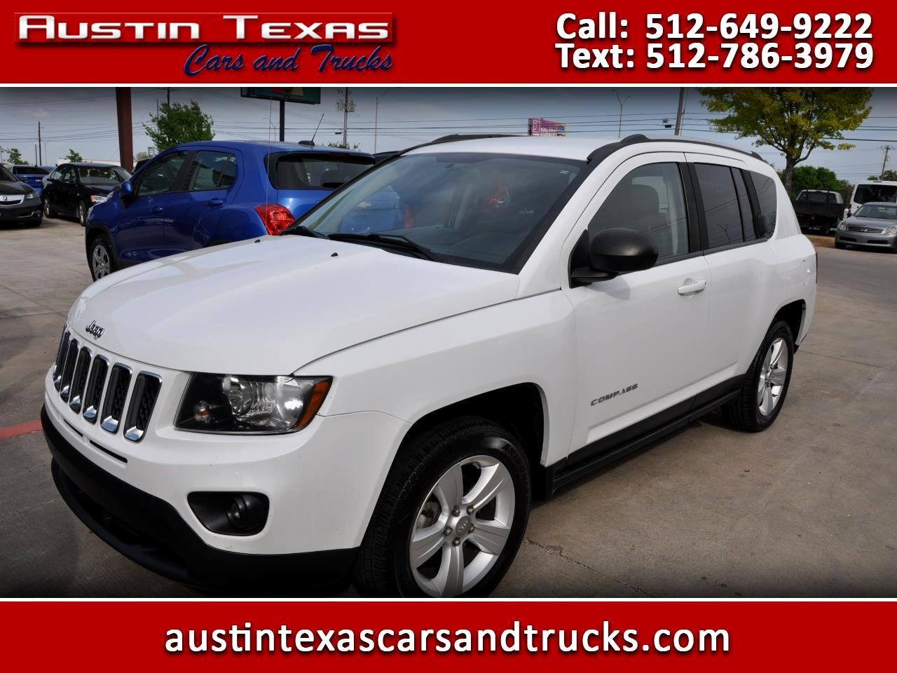2014 Jeep Compass FWD 4dr Altitude