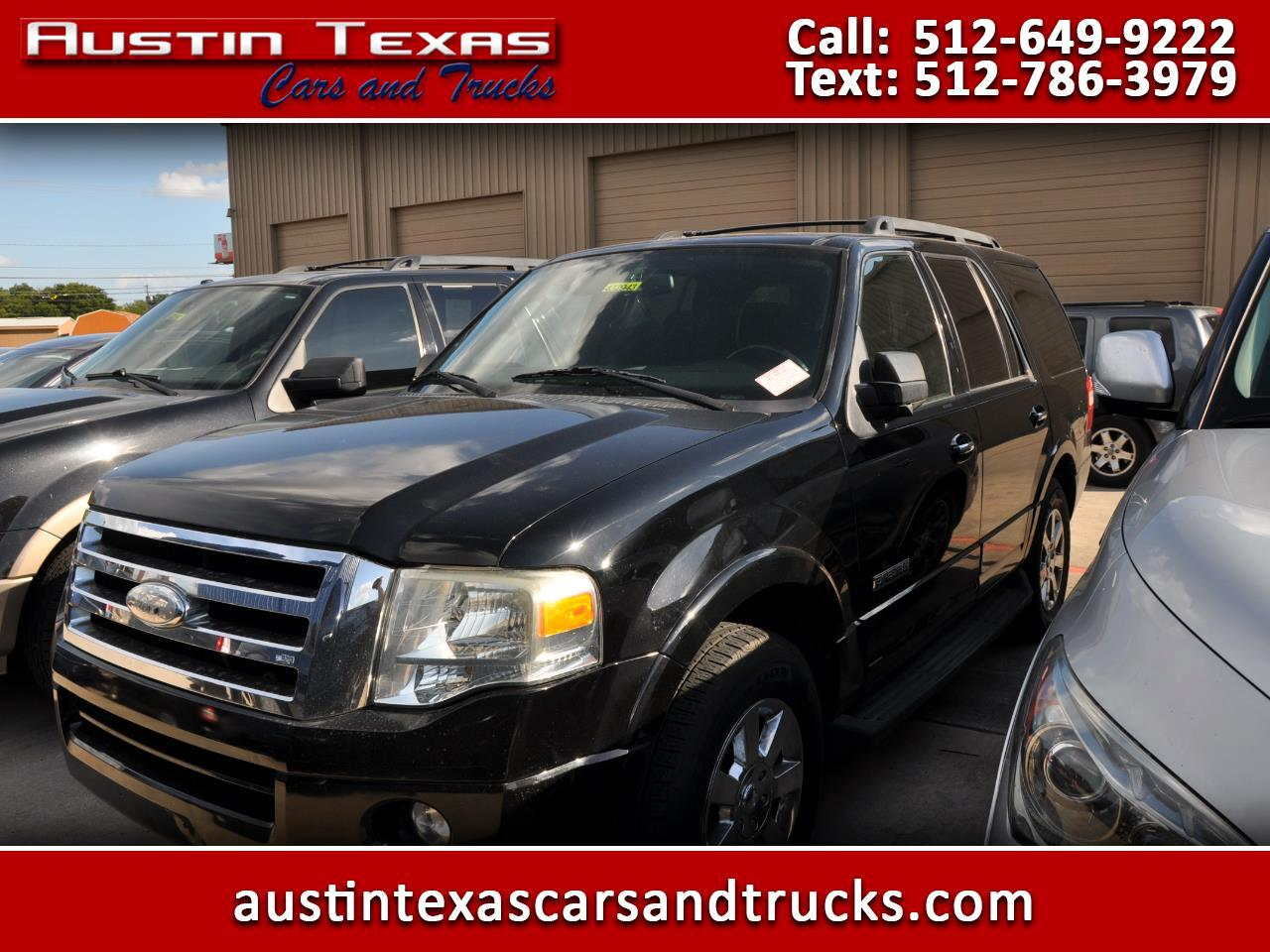 2008 Ford Expedition 2WD 4dr XLT