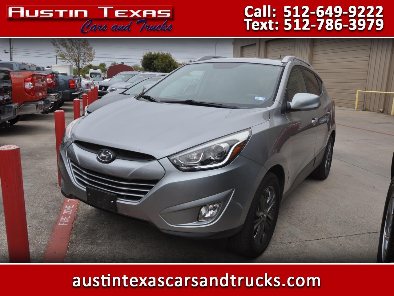 Hyundai Tucson FWD 4dr SE 2014